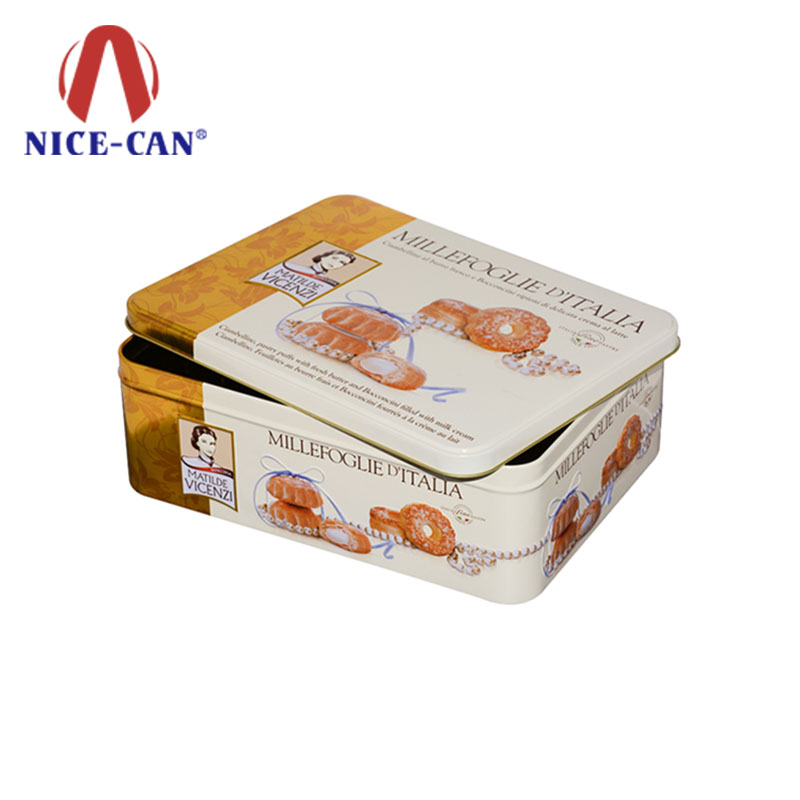 Nice-Can danish butter cheap cookie tins with best price for gifts-1