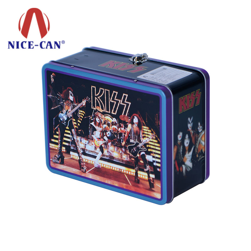 custom tin can lunch box manufacturers for sale-2