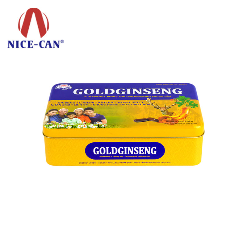 Nice-Can capsule food storage tins supply for business-2