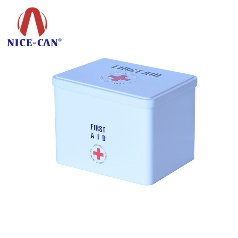Top quality health metal medicine tins wholesale