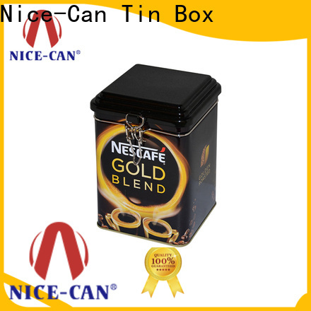 fast delivery coffee tins manufacturers supply for home