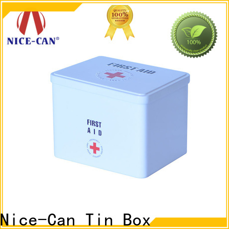 latest medical tin company for sale