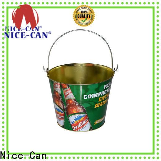 Nice-Can high-quality promotional tin cooler for business