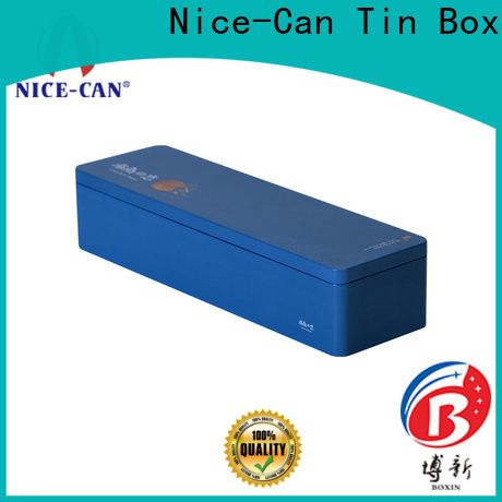 Nice-Can cheap cookie tins company for gifts