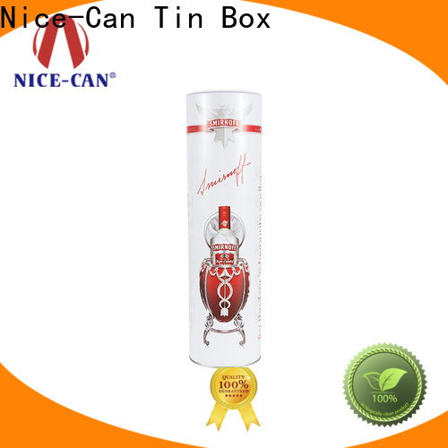 best wine tin suppliers for business