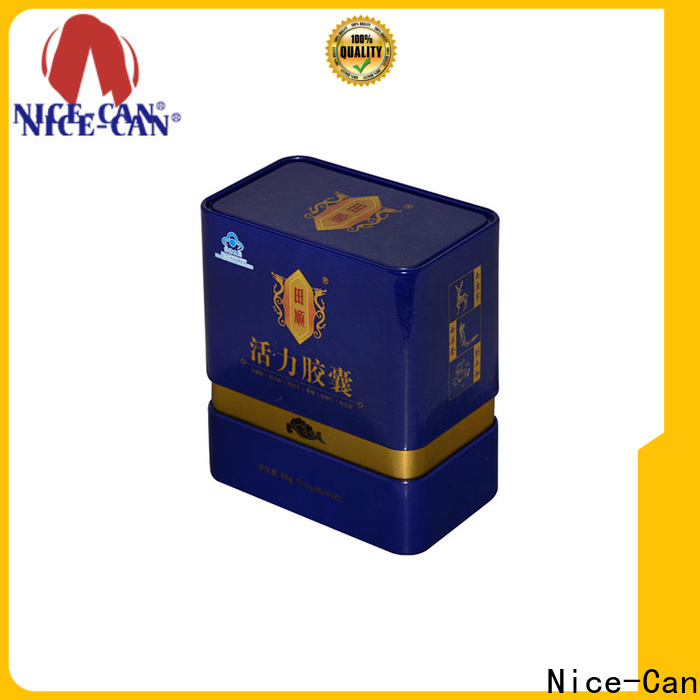 Nice-Can food packaging tin cans manufacturers for food