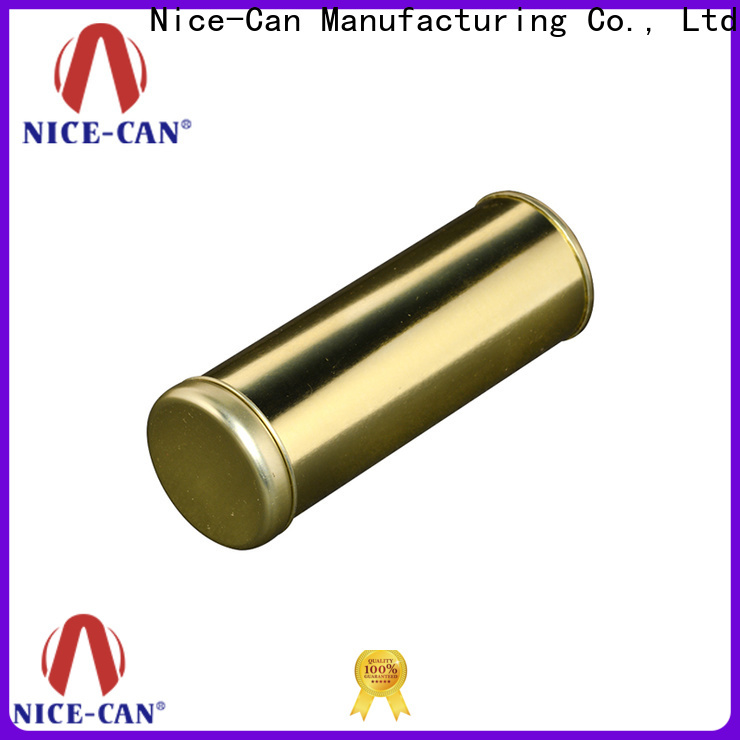 Nice-Can tea tin can suppliers for gift
