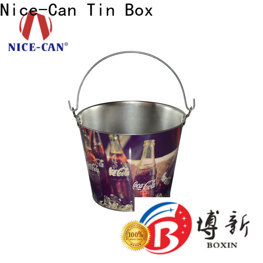 Nice-Can promotional tin cooler for business