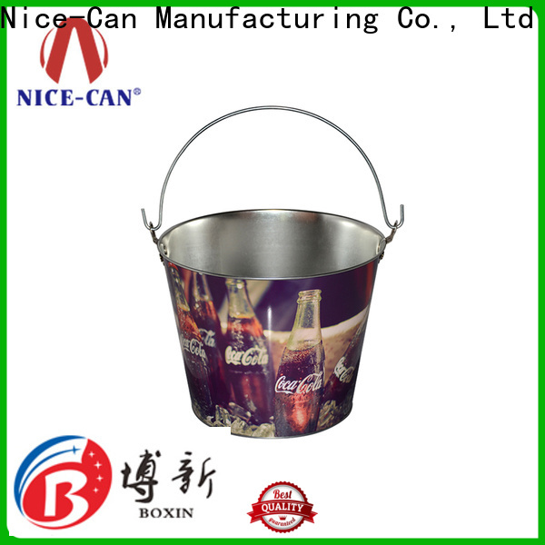round promotional tin supply for promotion