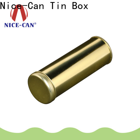 Nice-Can superior quality tea tin box company for gift
