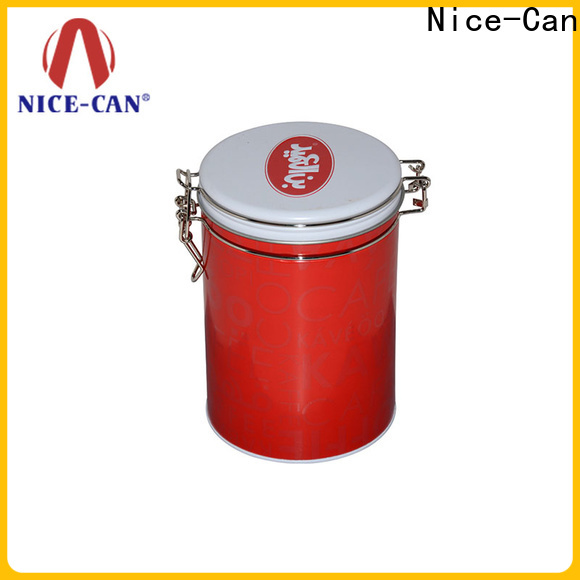 wholesale tea storage tins factory for gift
