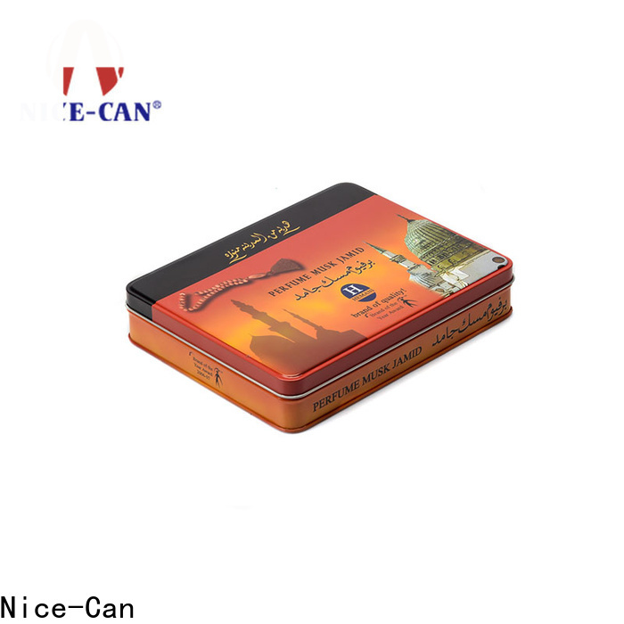 high-quality custom tobacco tin supply for gifts