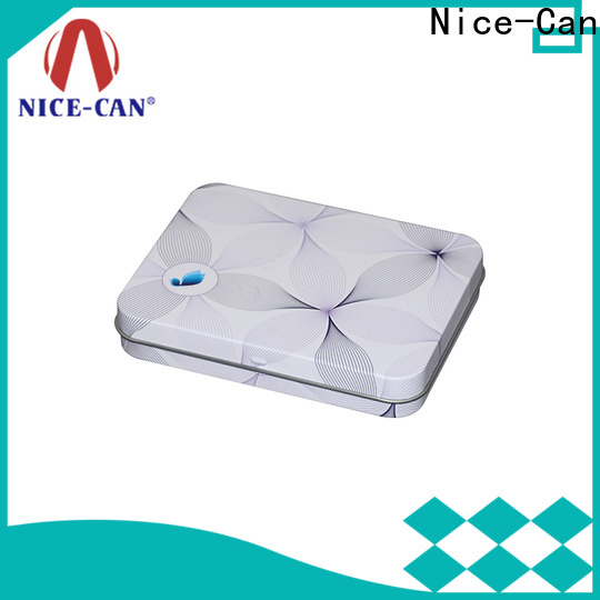 Nice-Can tin for soap supply for home