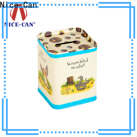 Nice-Can best custom money tins company for kids