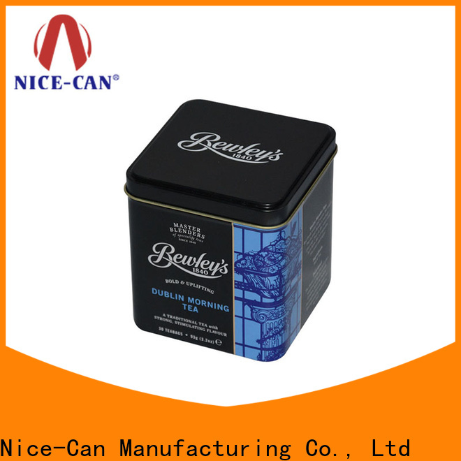 Nice-Can best tea tins suppliers for business