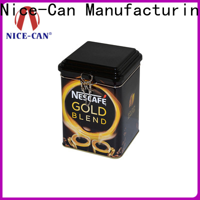 new coffee storage tin manufacturers for sale