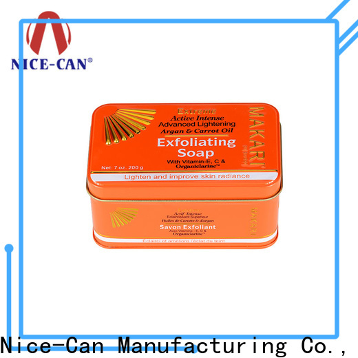 Nice-Can candy tins manufacturers supply for presents