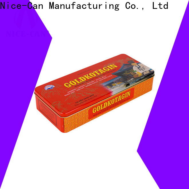 printing food packaging tin manufacturers for business
