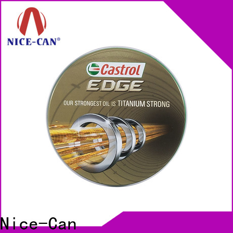 Nice-Can promotional tin company for packaging