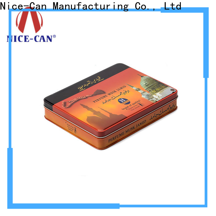 Nice-Can new tobacco tins manufacturers for business