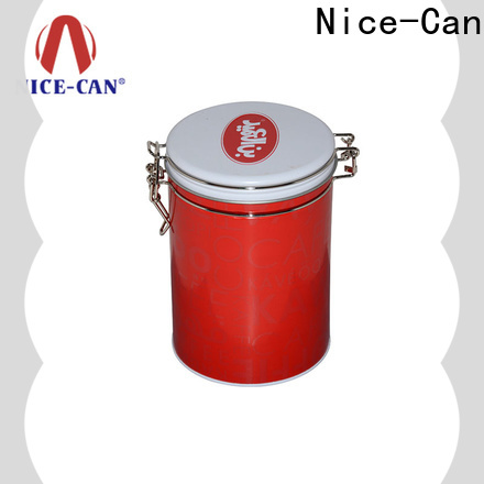 Nice-Can tea tins manufacturers suppliers for sale