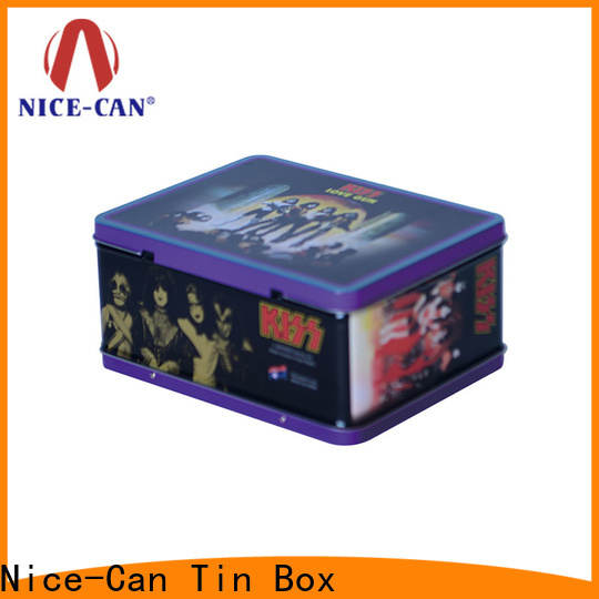 Nice-Can new lunch tin with best price for kids