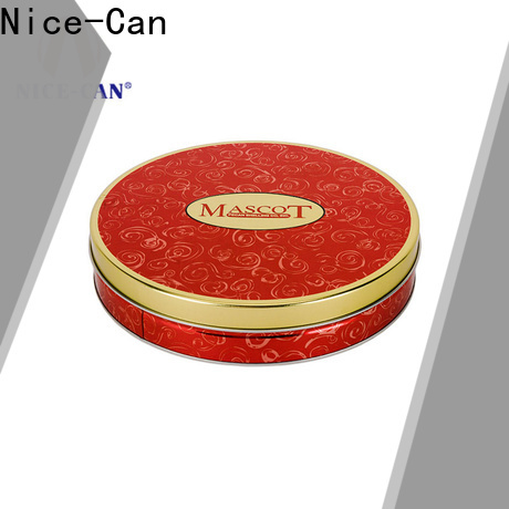 Nice-Can food storage tins suppliers for business