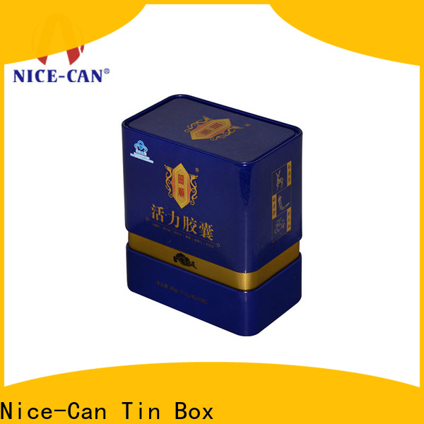 new food storage tins supply for sale