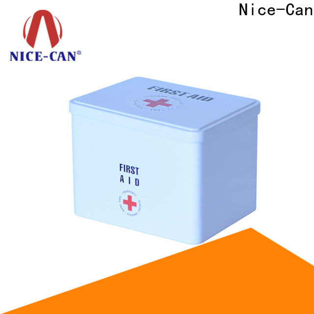 Nice-Can medical tin factory for business