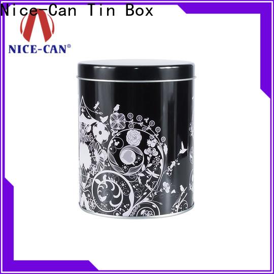 Nice-Can top makeup tin factory for sale
