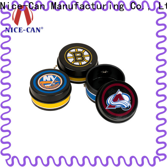 Nice-Can new cosmetic tins manufacturers supply for business
