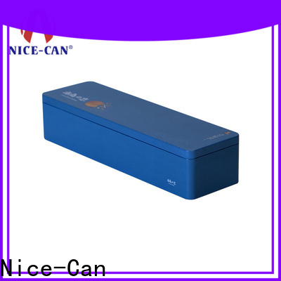 Nice-Can biscuit tin manufacturers supply for food packaging