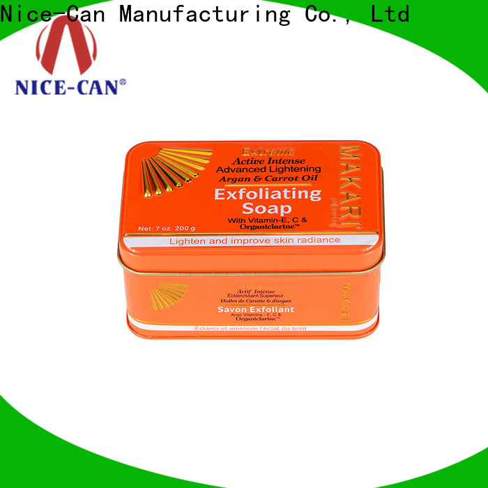Nice-Can best candy tins manufacturers with custom logo for business