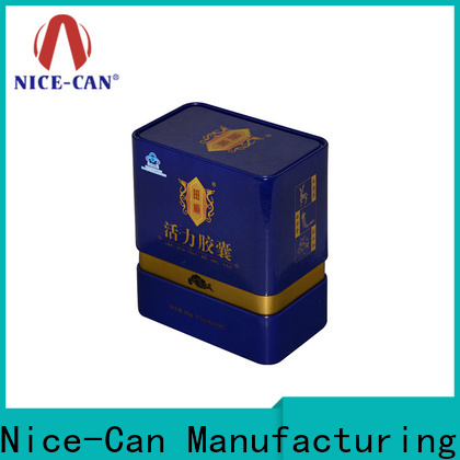 Nice-Can food packaging tin company for business