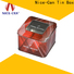 square food packaging tin factory for business