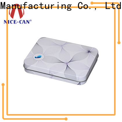 Nice-Can soap tin box for business for home