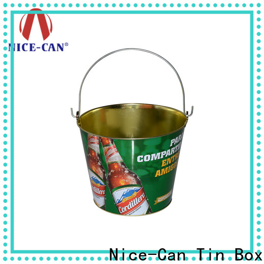 Nice-Can promotional tin cooler for sale