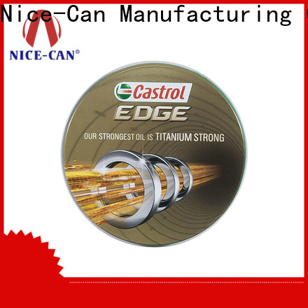 Nice-Can promotional tins manufacturers for brand promotion