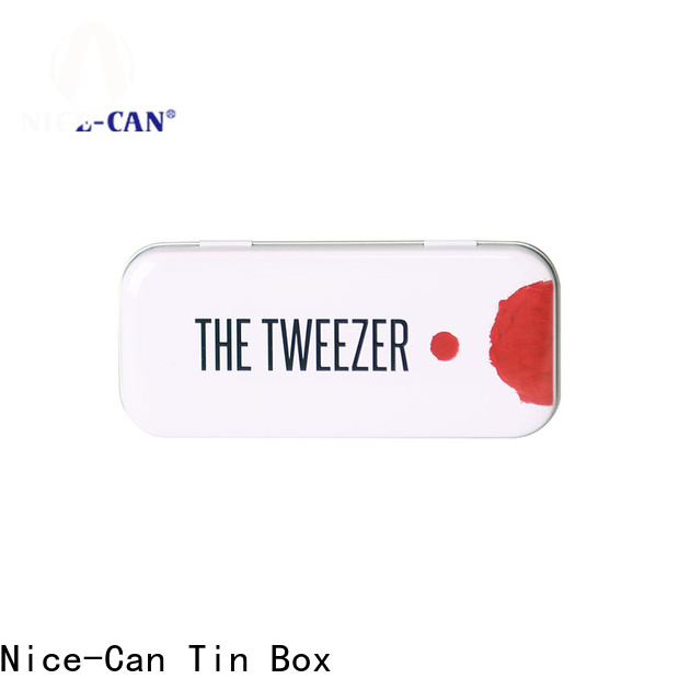 Nice-Can mask cosmetic tins manufacturers manufacturers for gifts