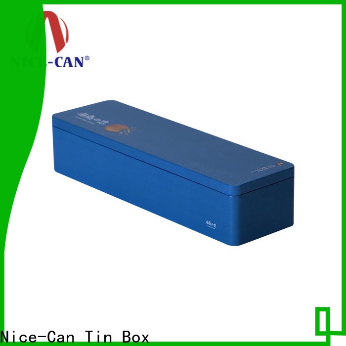 Nice-Can print best biscuit tin factory for gifts