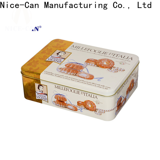 new cheap cookie tins company for gifts