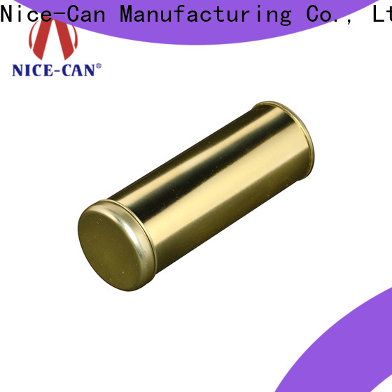 Nice-Can tea tin can manufacturers for presents