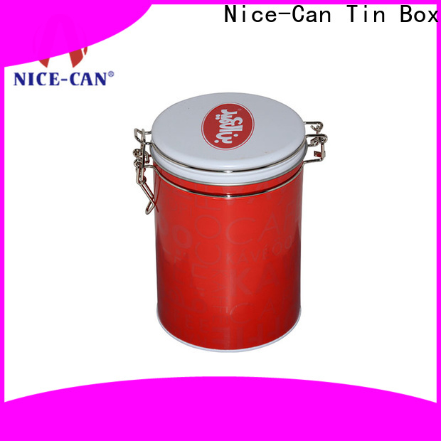Nice-Can best tea tins company for sale