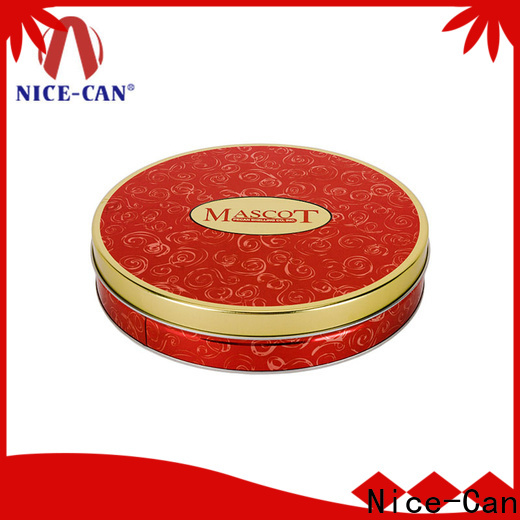 Nice-Can food storage tins suppliers for food