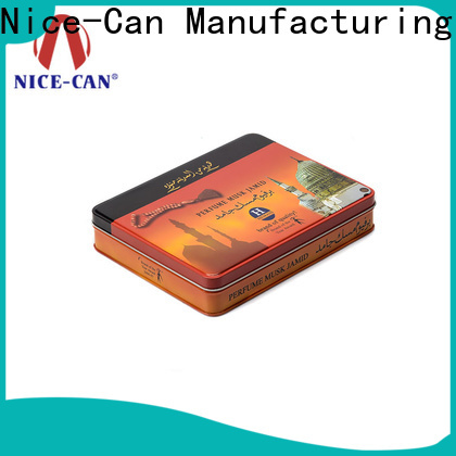 Nice-Can tobacco tin box with custom printing for business