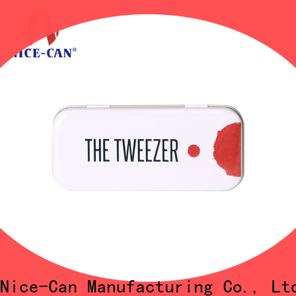 Nice-Can makeup tin suppliers for presents
