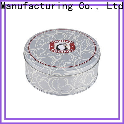 Nice-Can danish butter custom cookie tin supply for sale