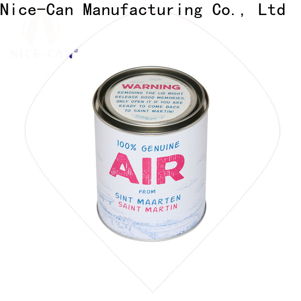 Nice-Can custom candy tins suppliers for business