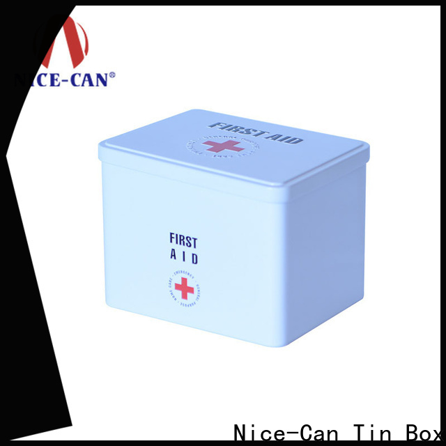 Nice-Can best medical tin suppliers for home