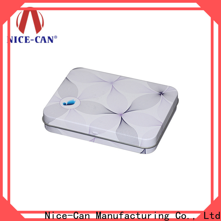 top tin for soap supply for packaging
